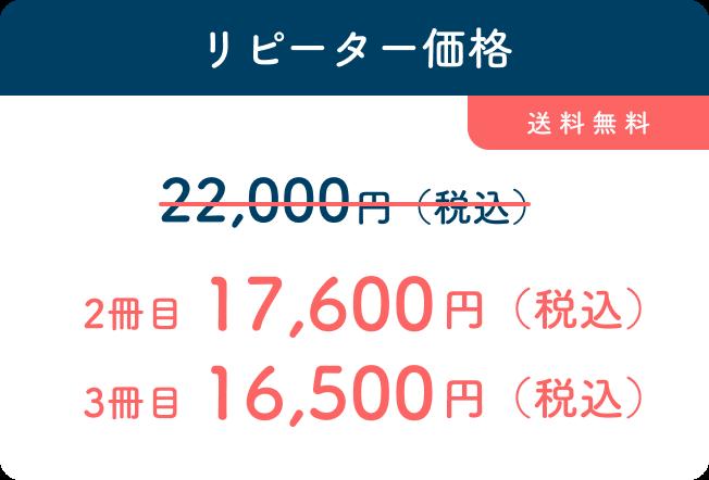 リピーター価格
